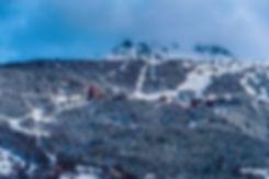 Les Arcs 1600 ski slopes