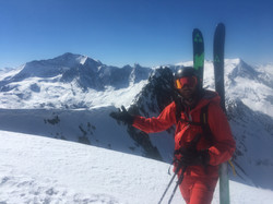 Skiing satisfaction guaranteed