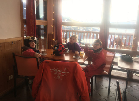 Planning a Family ski holiday in Peisey-Vallandry