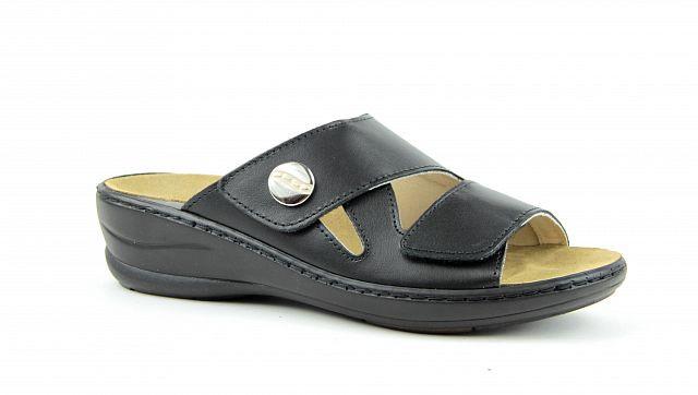 Pantofle hallux valgus