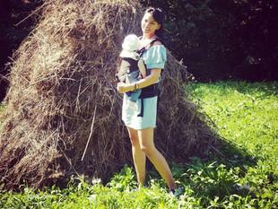 Eu cred că Veşnicia s-a născut în satul copilăriei mele…