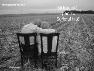 Să fii iubită…