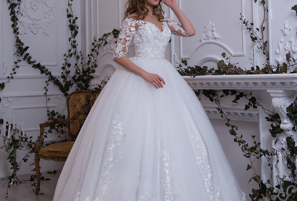 Rochia de mireasa Margot