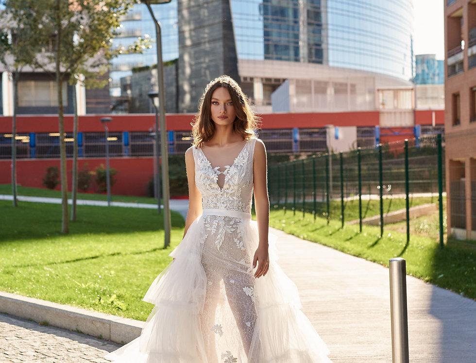 Rochie de mireasa Afina