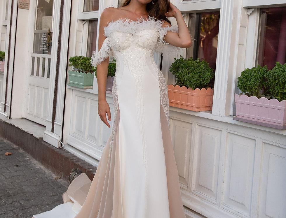 Rochie de mireasa MA-5226