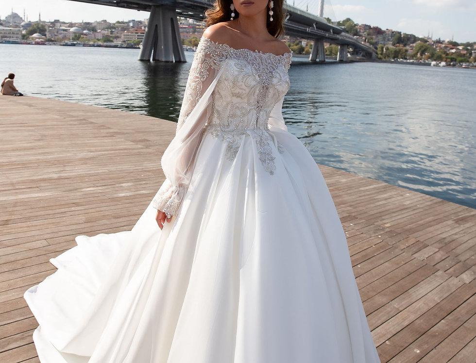 Rochie de mireasa MA-5206
