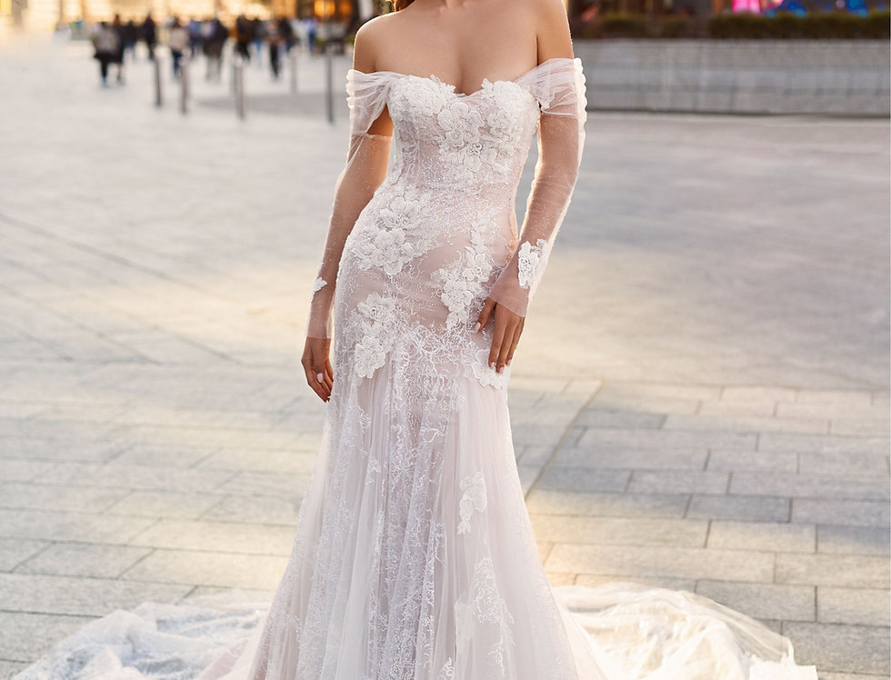 Rochie de mireasa Shaina
