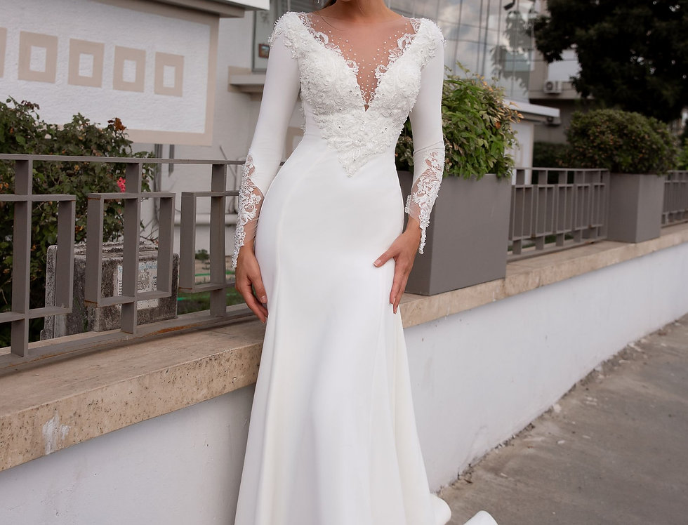 Rochie de mireasa MA-5212