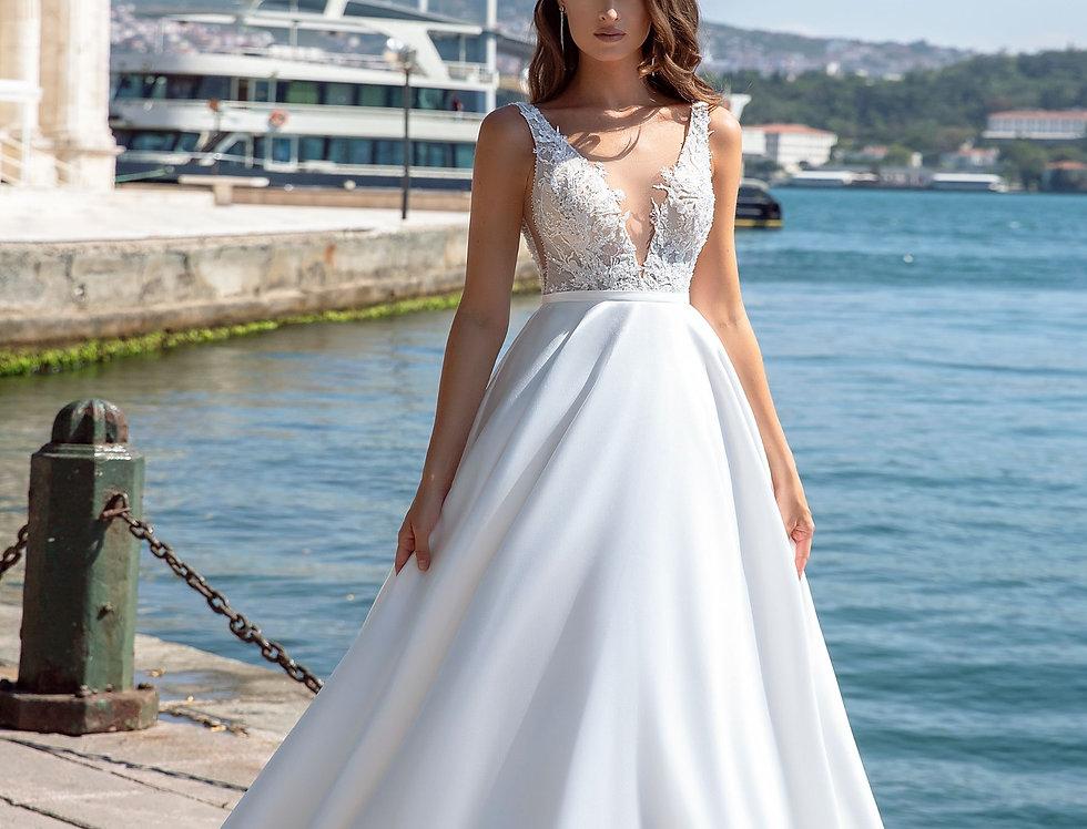 Rochie de mireasa MA-5215