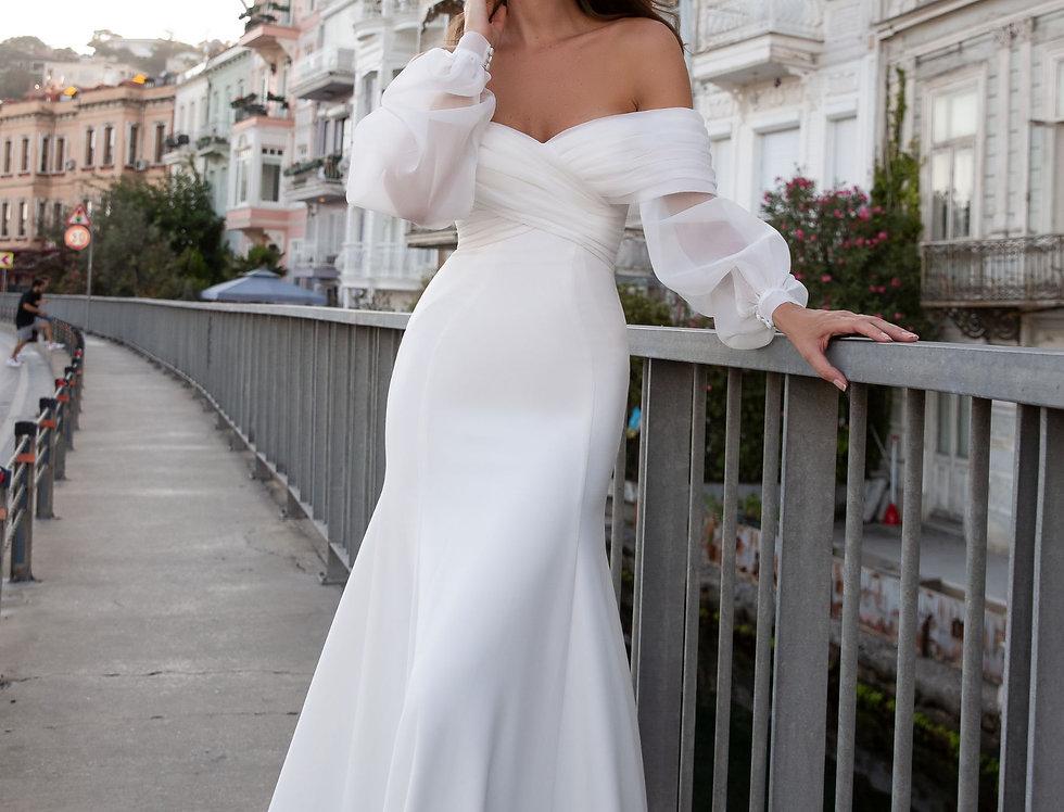 Rochie de mireasa MA-5208