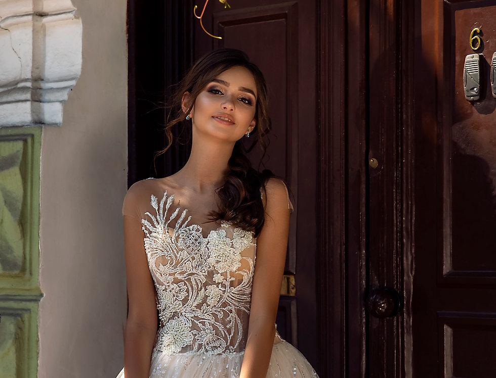 Rochia de mireasa Angelina