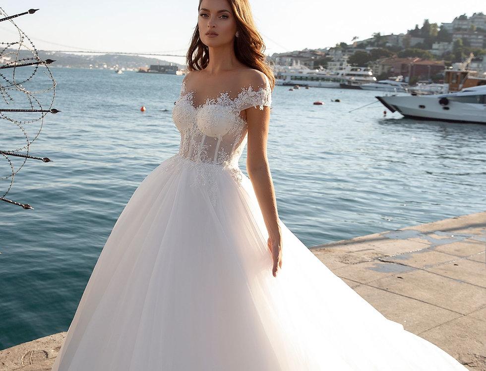 Rochie de mireasa MA-5225
