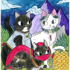 D&D Cats