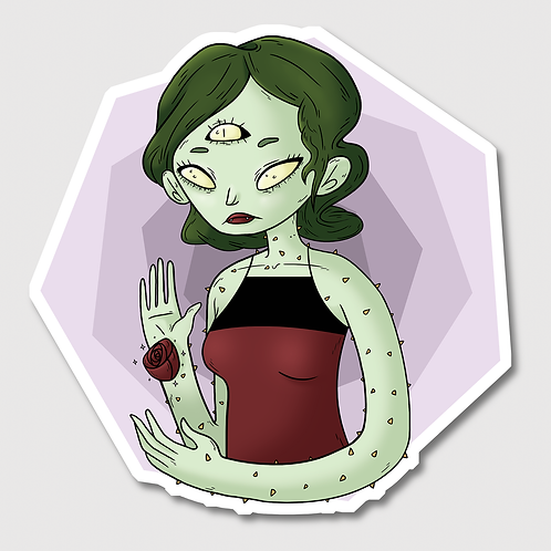 Rosey • Sticker