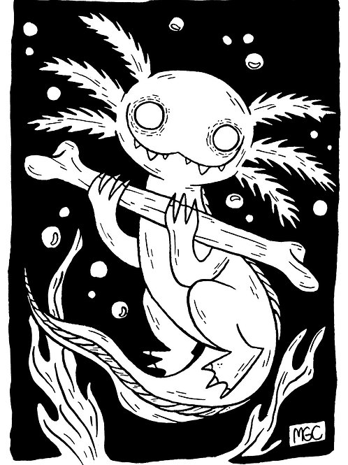 Lagoon • Print