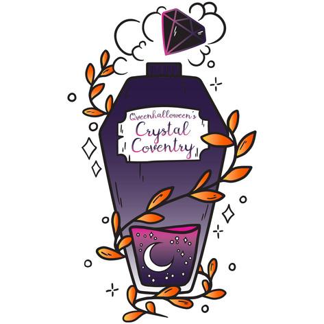 Crystal Coventry Logo Design