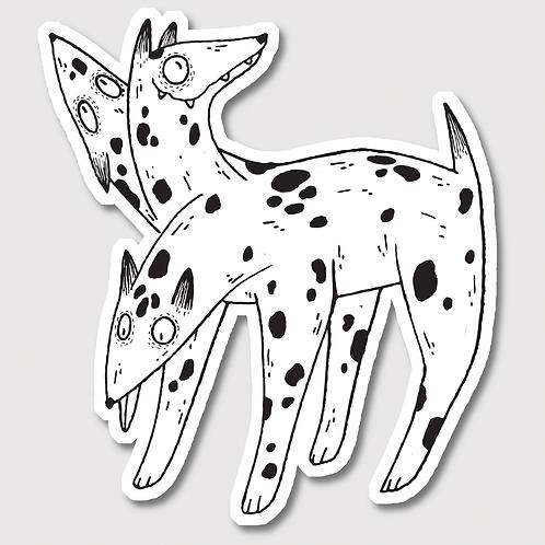 Cerberus • Sticker