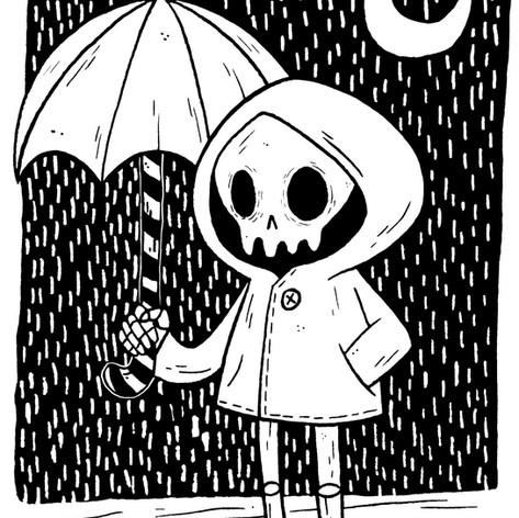 Rainy Day Skelly
