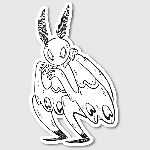 Mothman • Sticker