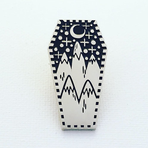 Grave Adventures • Enamel Pin