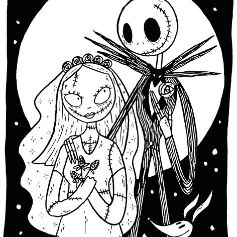 Jack & Sally Wedding