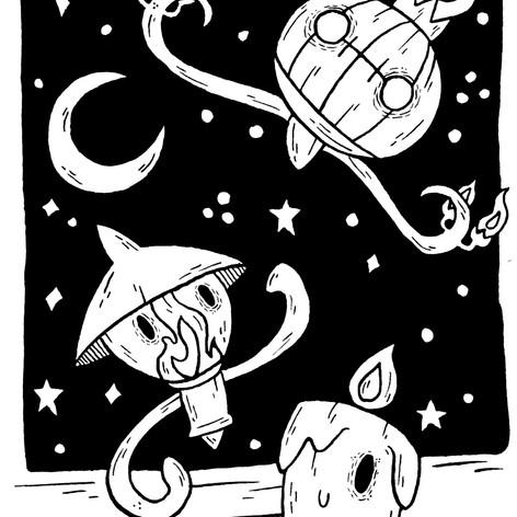 Poke Lanterns