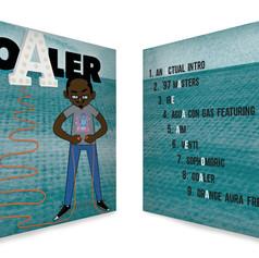 Goaler CD Design