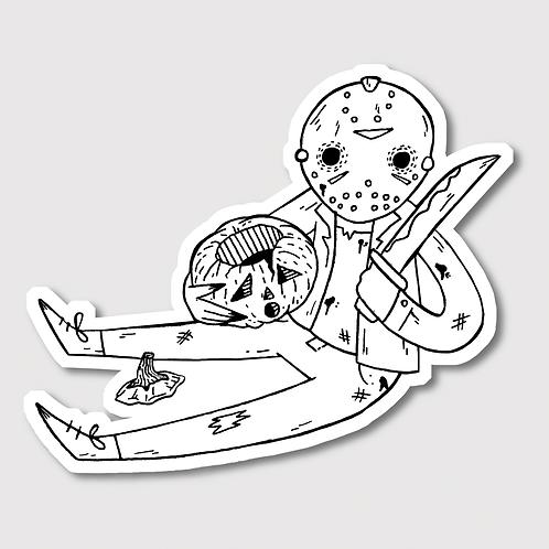 Mama's Boy • Sticker
