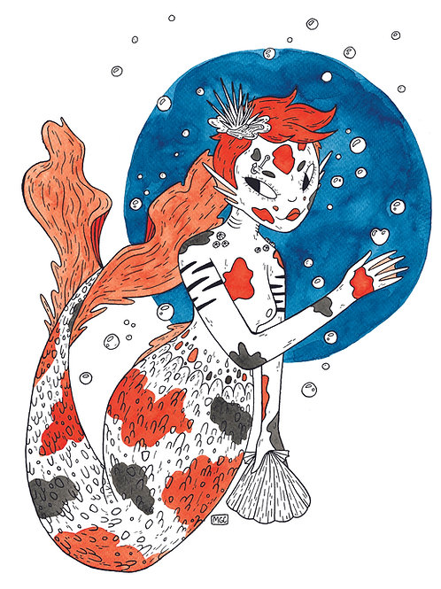 Sea Witch • Print