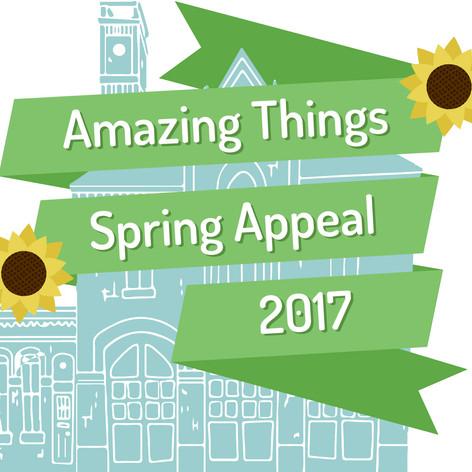 ATAC Spring Appeal Logo