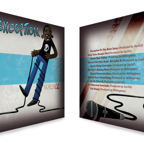 Exception CD Design