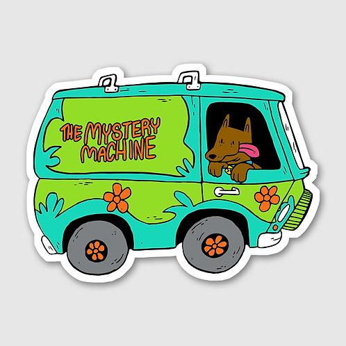 Mystery Machine • Sticker