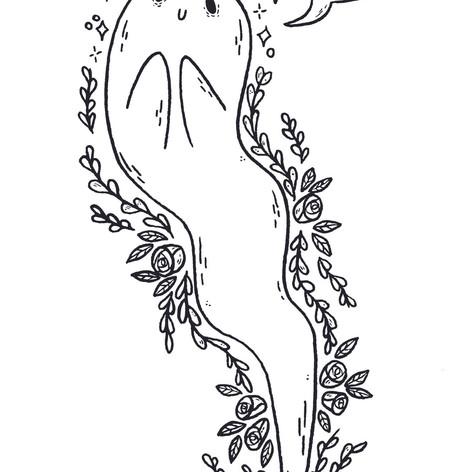 Tattoo Ghost