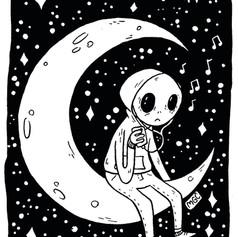 Emo Alien
