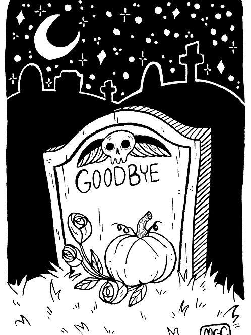 Grave • Print