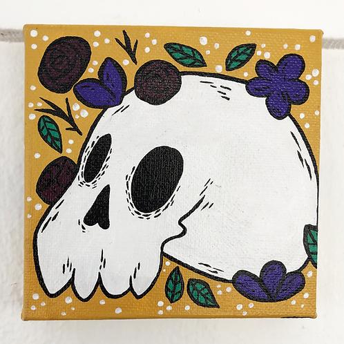 Tiny Skull VI • Original