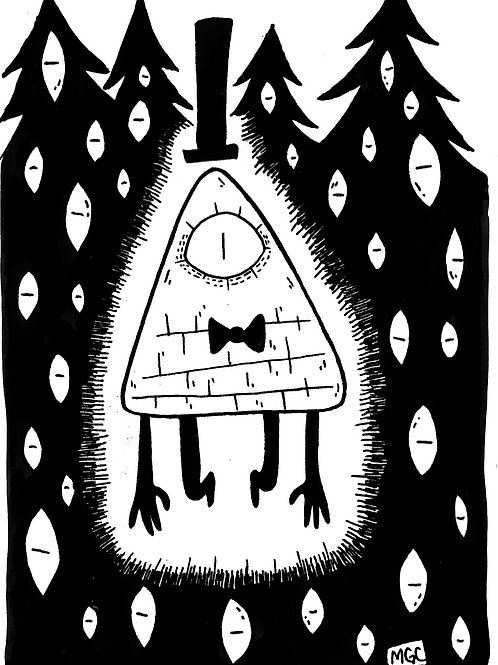 Bill • Print