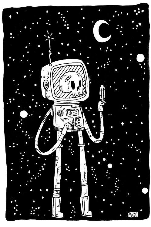 Rocket Pop • Print
