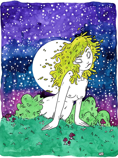 Night Spirit • Print
