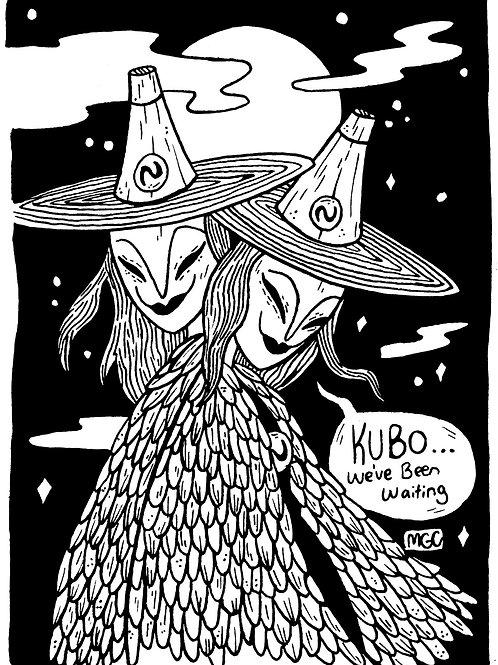 We've Been Waiting, Kubo • Print