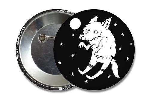 Werewolf • Matte Button