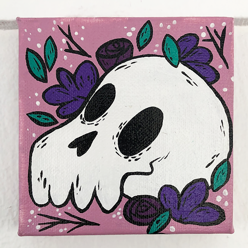 Tiny Skull II • Original