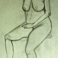 Graphite Life Drawing