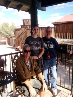 Jim & Mike with Mariah Dawn