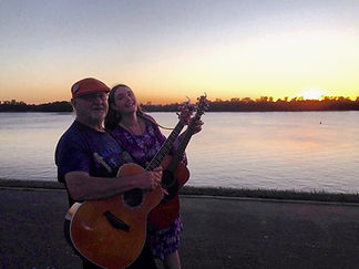 Mariah Dawn Shepherd & the Covert Dragon Strolling By The River