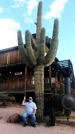 With the Elder Cactus