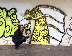 Canadian Dragon Fan with Mariah Dawn