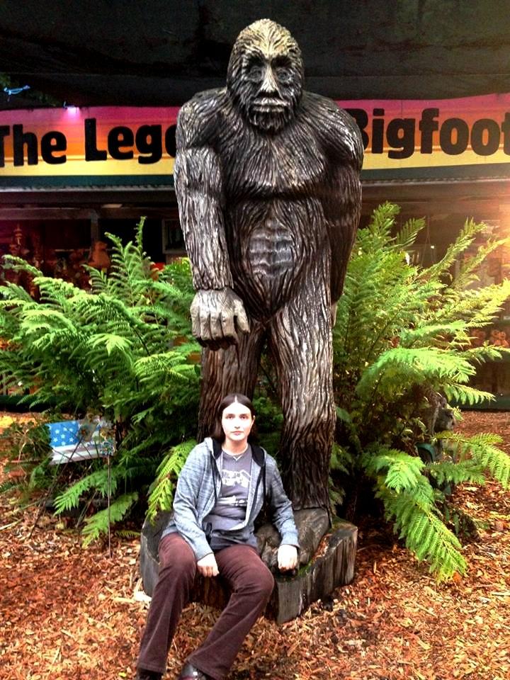 Bigfoot & Mariah Dawn