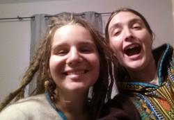 Amelia & Mariah Dawn