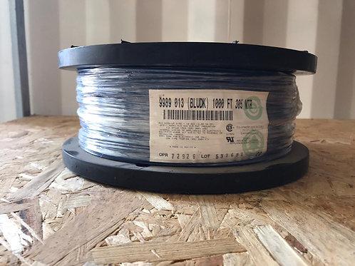 9989 013- Lead Wire, #14 Str TC, PVC Ins, AWM 1569